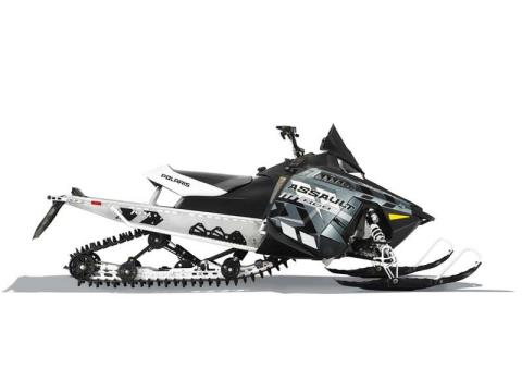 2015 Polaris 800 Switchback® Assault 144 SC F&O in Lake Mills, Iowa
