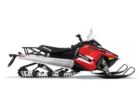 2015 Polaris 550 Indy® Voyageur 155 in Lake Mills, Iowa