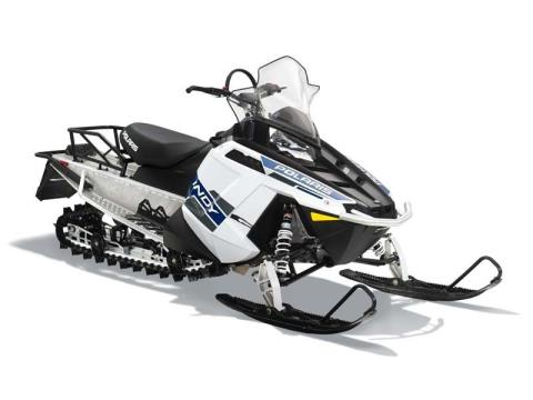 2015 Polaris 600 Indy® Voyageur in Bigfork, Minnesota