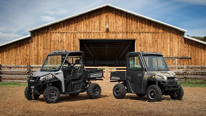 2015 Polaris Ranger®570 EPS Full Size in Bigfork, Minnesota - Photo 5
