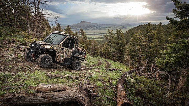 2015 Polaris Ranger®570 EPS Full Size in Bigfork, Minnesota - Photo 7