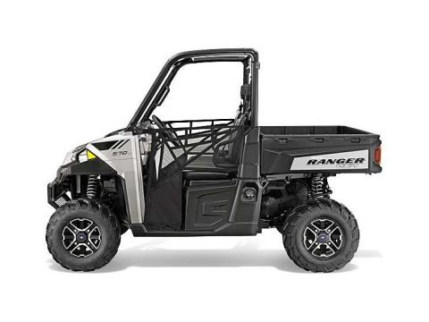 2015 Polaris Ranger®570 EPS Full Size in Lake Mills, Iowa