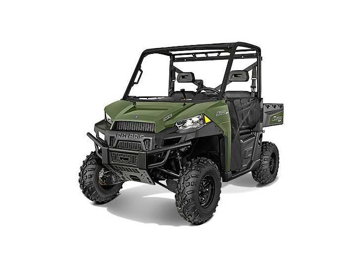 2015 Polaris Ranger570 Full Size 2