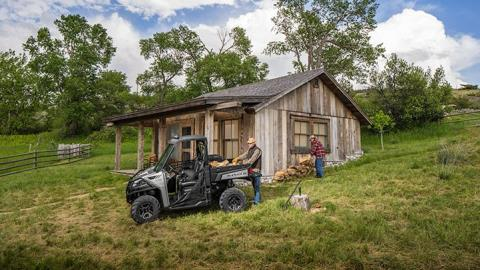 2015 Polaris Ranger®570 Full Size in Algona, Iowa