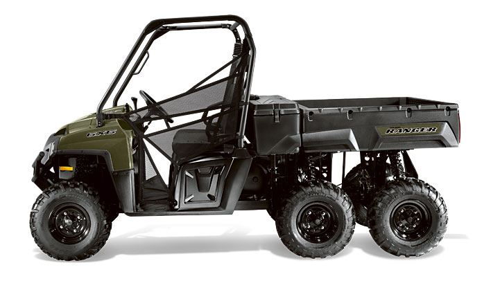 2015 Polaris Ranger® 6X6 in Jackson, Minnesota