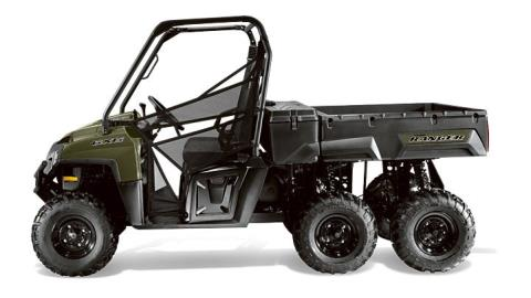 2015 Polaris Ranger® 6X6 in Conway, Arkansas