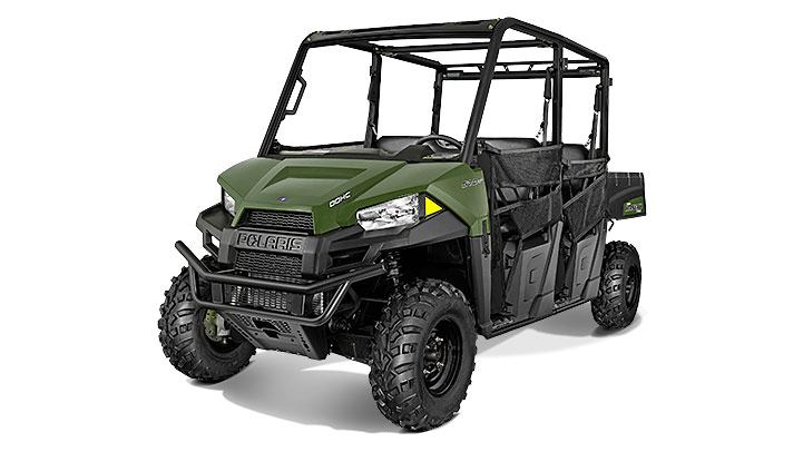 2015 Polaris Ranger Crew® 570 in Paso Robles, California - Photo 2
