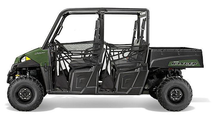 2015 Polaris Ranger Crew® 570 in Paso Robles, California - Photo 1