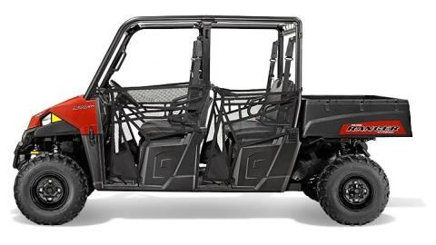 2015 Polaris Ranger Crew® 570 in Lake Mills, Iowa