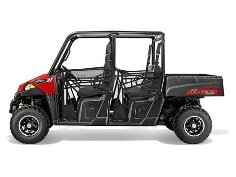 2015 Polaris Ranger Crew® 570 EPS in Hancock, Wisconsin
