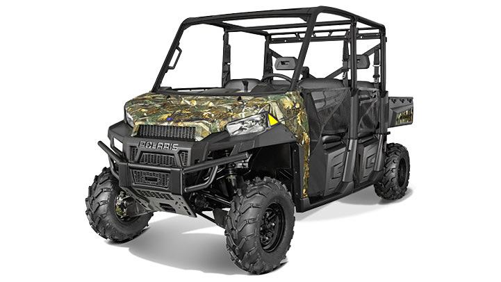 2015 Polaris Ranger Crew® 570 EPS Full-Size in Algona, Iowa - Photo 2