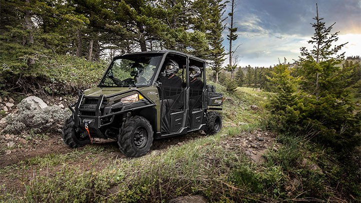 2015 Polaris Ranger Crew® 570 EPS Full-Size in Algona, Iowa - Photo 7