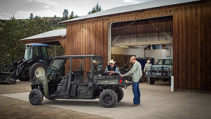 2015 Polaris Ranger Crew® 570 EPS Full-Size in Algona, Iowa - Photo 8