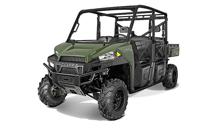 2015 Polaris Ranger Crew® 570 Full-Size in Altoona, Wisconsin
