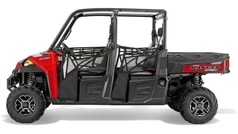 2015 Polaris Ranger Crew® 900-6 EPS in Lake Mills, Iowa