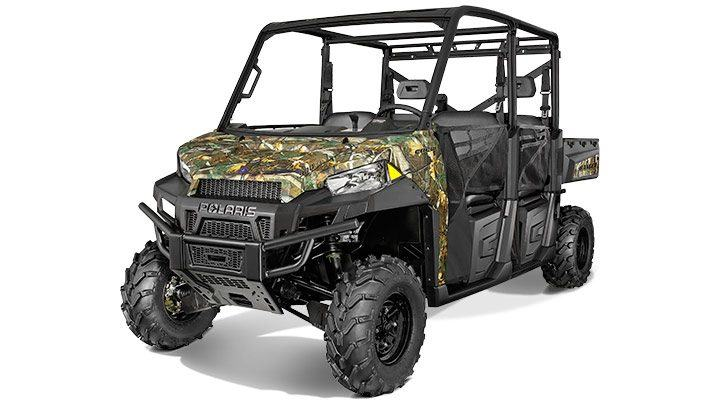 2015 Polaris Ranger Crew® 900-6 EPS in San Diego, California