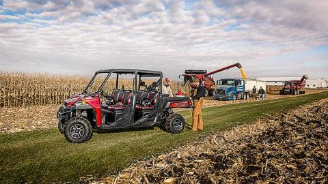 2015 Polaris Ranger Crew® 900-6 EPS in Eagle Bend, Minnesota - Photo 5