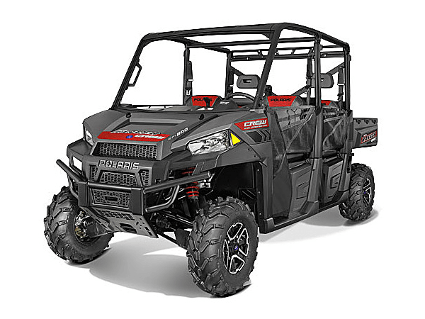 2015 Polaris Ranger Crew® 900-6 EPS in Jackson, Minnesota