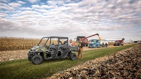 2015 Polaris Ranger Crew® 900-6 EPS in Algona, Iowa