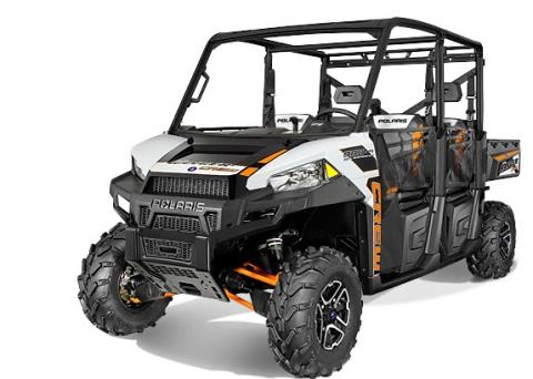 2015 Polaris Ranger Crew® 900-6 EPS in Woodstock, Illinois
