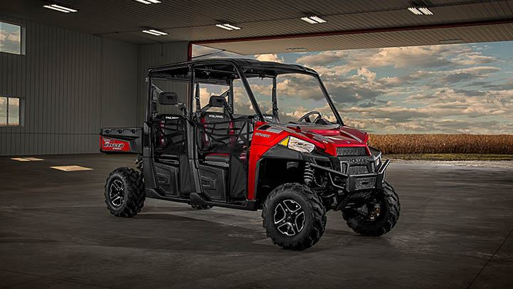 2015 Polaris Ranger Crew® 900-6 EPS in Pierceton, Indiana