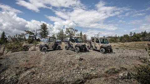 2015 Polaris Ranger Crew® 900 in Hermitage, Pennsylvania