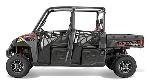2015 Polaris Ranger Crew® 900 EPS in Conway, Arkansas