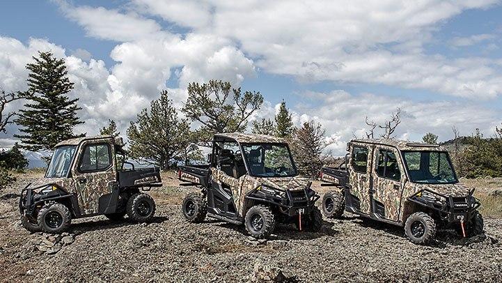 2015 Polaris Ranger Crew® 900 EPS in Hermitage, Pennsylvania