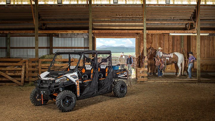 2015 Polaris Ranger Crew® 900 EPS in Jackson, Minnesota