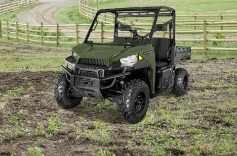 2015 Polaris Ranger® Diesel in Bolivar, Missouri - Photo 7