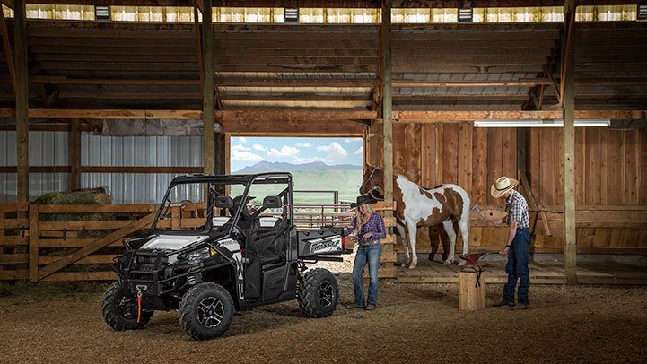 2015 Polaris Ranger XP® 900 in Woodruff, Wisconsin - Photo 7