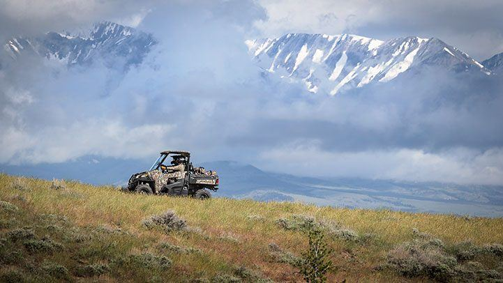 2015 Polaris Ranger XP® 900 in Woodruff, Wisconsin - Photo 9