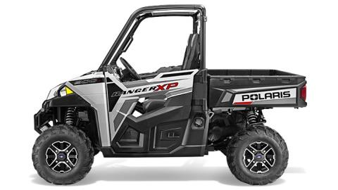 2015 Polaris Ranger XP® 900 Deluxe in Lake Mills, Iowa