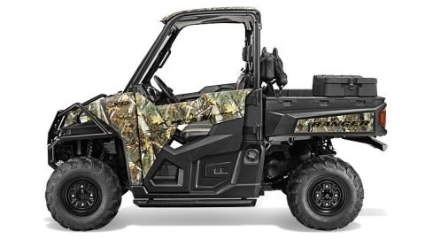 2015 Polaris Ranger XP® 900 Deluxe in Woodstock, Illinois
