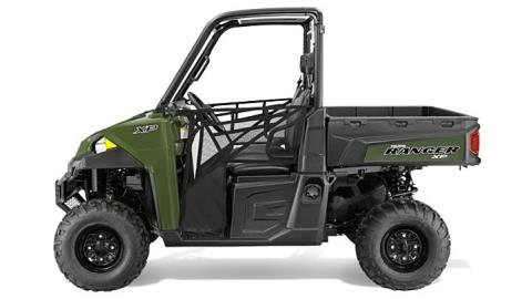 2015 Polaris Ranger XP® 900 EPS in Kirksville, Missouri