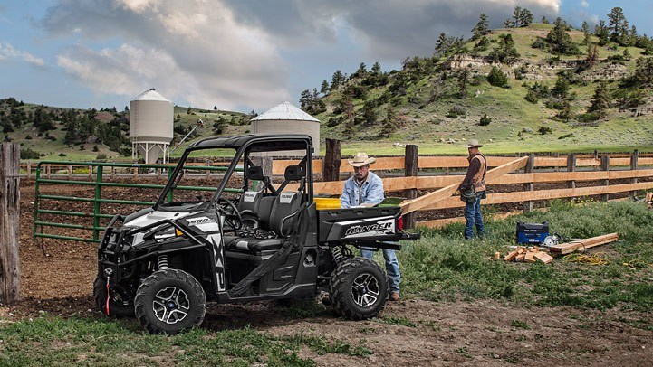 2015 Polaris Ranger XP® 900 EPS in High Point, North Carolina - Photo 7