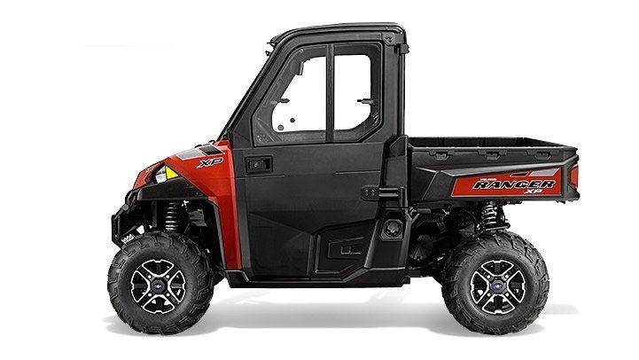 2015 Polaris Ranger XP® 900 EPS in Auburn, California