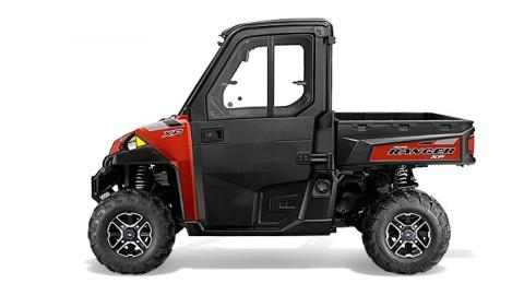 2015 Polaris Ranger XP® 900 EPS in Woodstock, Illinois