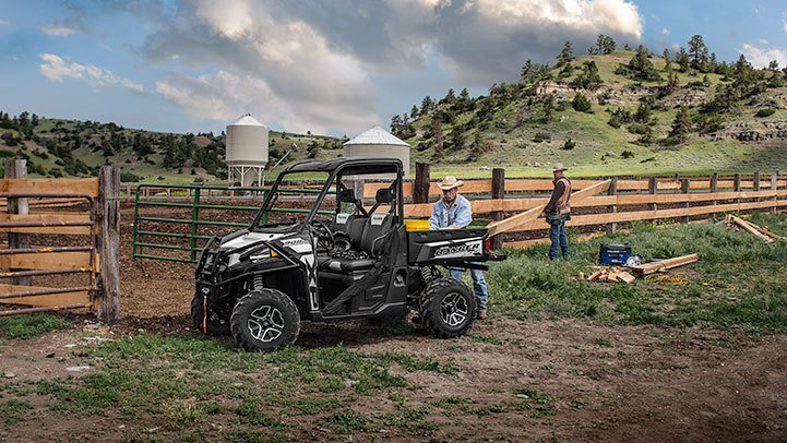 2015 Polaris Ranger XP® 900 EPS in Fond Du Lac, Wisconsin
