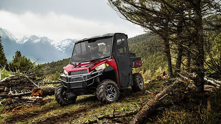 2015 Polaris Ranger XP® 900 EPS in Claysville, Pennsylvania