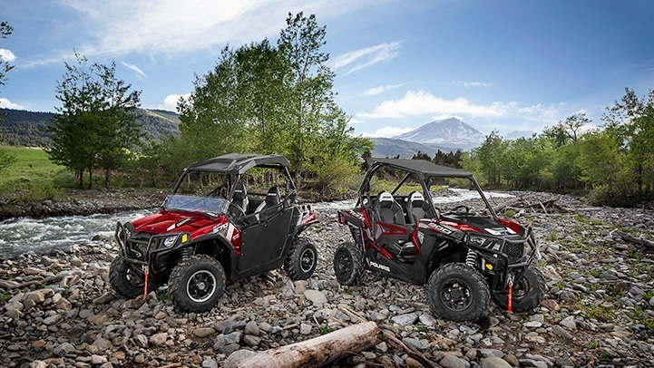 2015 Polaris RZR®570 EPS in Pierceton, Indiana