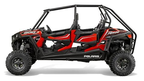 2015 Polaris RZR® 4 900 EPS in Lake Mills, Iowa