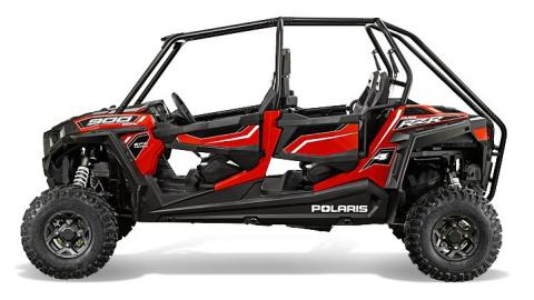 2015 Polaris RZR® 4 900 EPS in San Diego, California