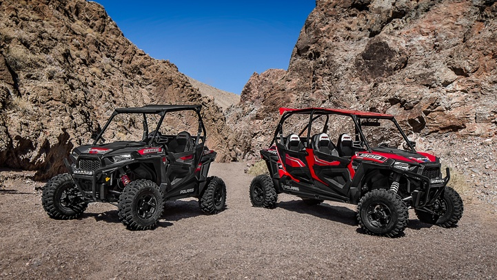 2015 Polaris RZR® 4 900 EPS in Elk Grove, California - Photo 4