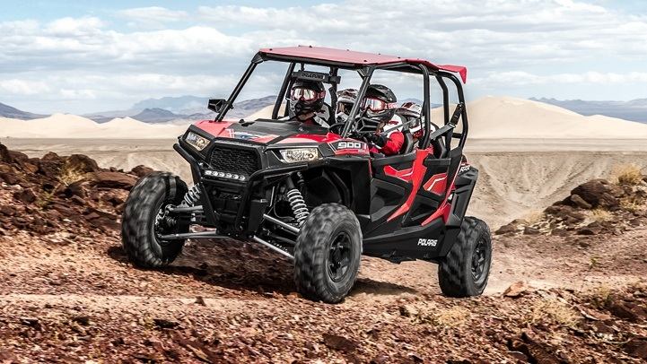 2015 Polaris RZR® 4 900 EPS in Elk Grove, California - Photo 5
