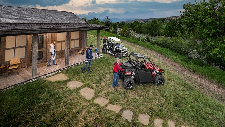 2015 Polaris RZR® 570 EPS in Algona, Iowa
