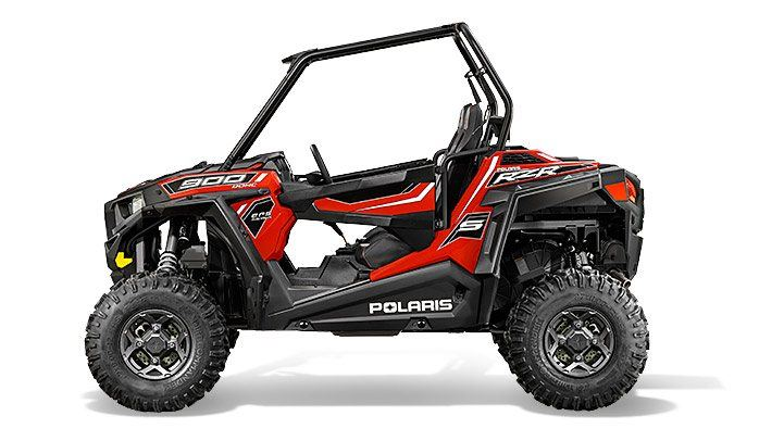 2015 Polaris RZR® S 900 EPS in Algona, Iowa - Photo 1