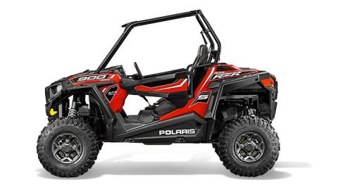 2015 Polaris RZR® S 900 EPS in Lake Mills, Iowa