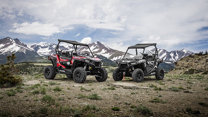 2015 Polaris RZR® S 900 EPS in Newberry, South Carolina