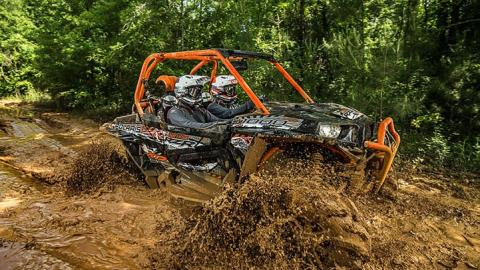 2015 Polaris RZR® XP 1000 EPS in Belvidere, Illinois